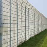 mesh panel commercial fencing